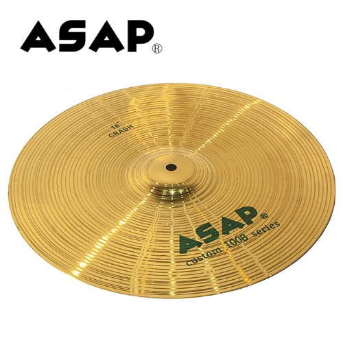 ASAP 1008 커스텀 16인치 크래시 ASAP Custom 1008 Series 16in Crash