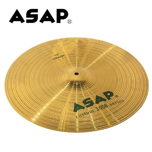 ASAP 1008 커스텀 18인치 크래시 ASAP Custom 1008 Series 18in Crash