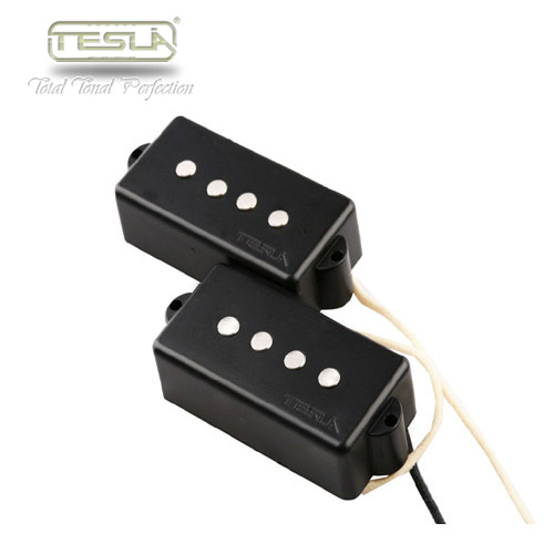 테슬라 VRB3 프레시전베이스 넥픽업 Tesla VR-B3 Precision Bass Neck Pickup