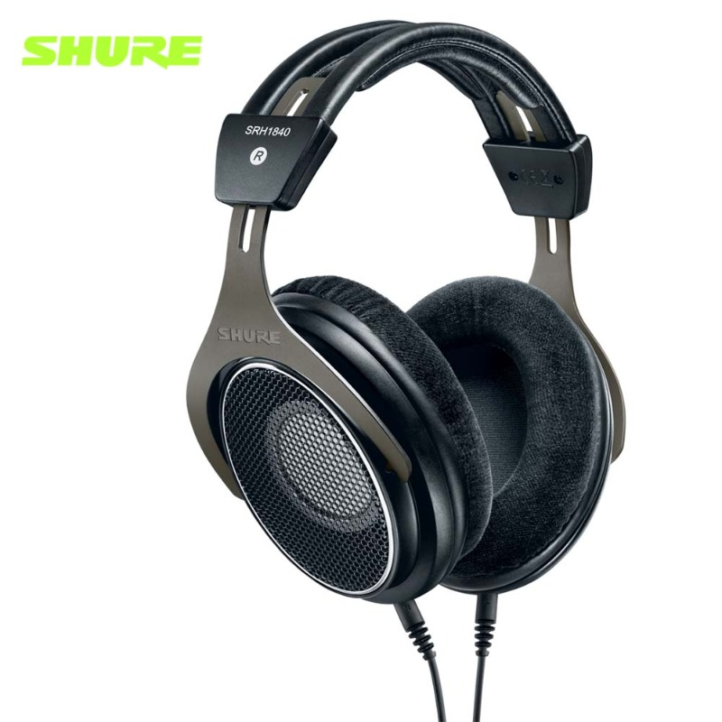 슈어 SRH1840 헤드폰 Shure SRH-1840 Professional Open Back Headphones 정품