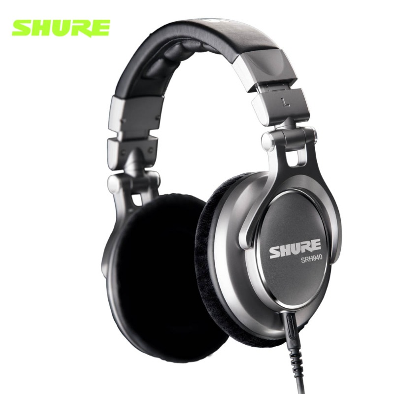 슈어 SRH940 전문가 헤드폰 Shure SRH-940 Professional Reference Headphones 정품