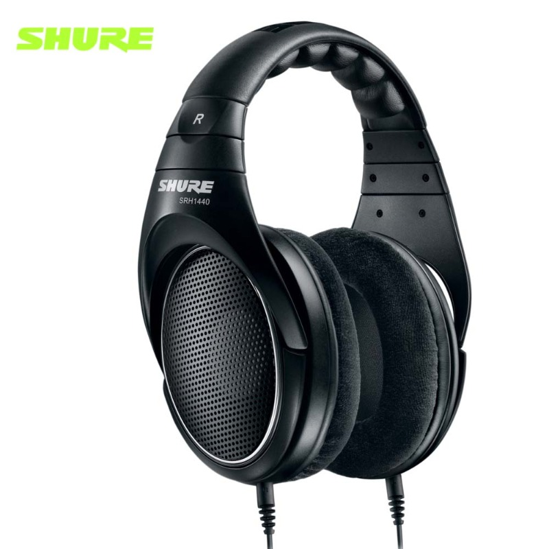 슈어 SRH1440 헤드폰 Shure SRH-1440 Professional Open Back Headphones 정품