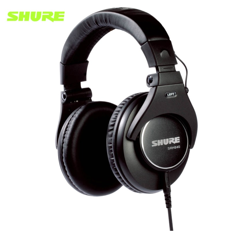 슈어 SRH840 헤드폰 Shure SRH-840 Professional Monitoring Headphones 정품