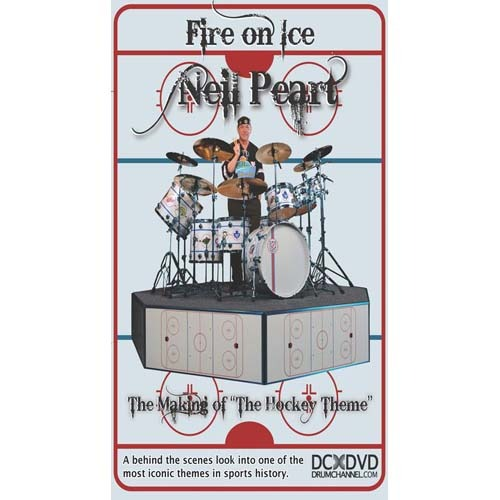 Neil PeartFire on Ice, The Making of the Hockey Theme