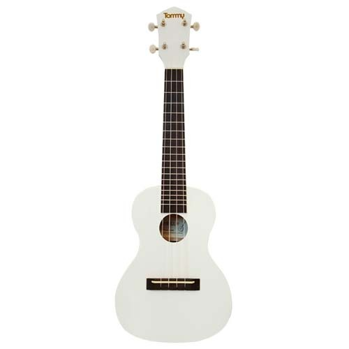 토미 TUCB150WE 콘서트 우쿨렐레 Tommy TUCB-150WE Concert Ukulele 흰색