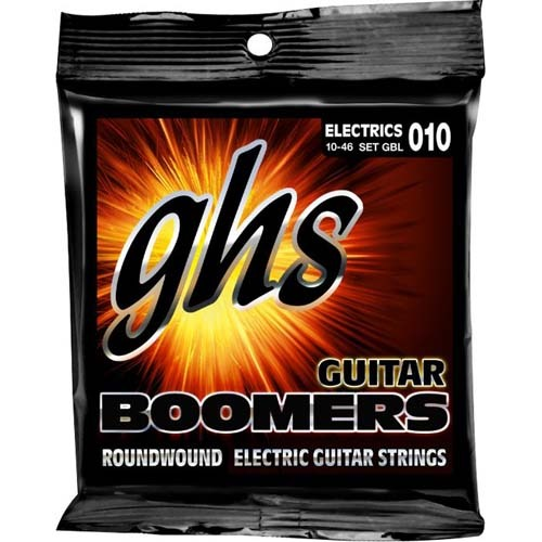 GHS GBL 일렉줄세트 기타부머(BOOMERS) 010-046