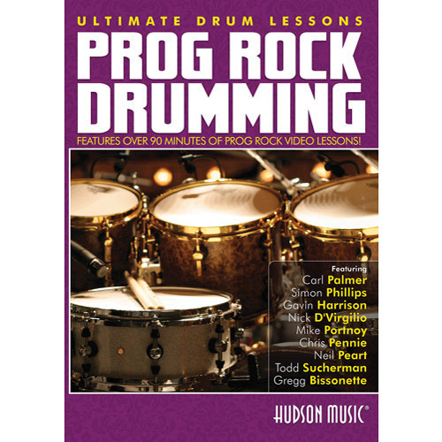 PROG ROCK DRUMMING