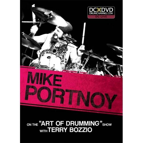 Mike PortnoyOn the 'Art of Drumming'Show with Terry Bozzio