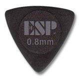 ESP Rubber Logo Triangle [0.8]