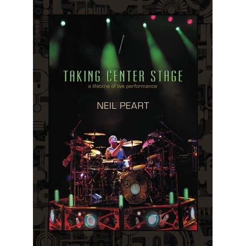 Neil PeartTaking Center Stage