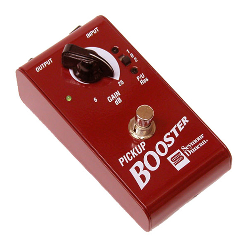 Seymour Duncan SFX-01 Pickup Booster Pedal
